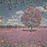 Картины, которые нарисовал искусственный интеллект