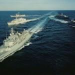 5 стран НАТО и 23 корабля проводят учения у берегов Крыма