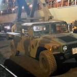 Из США в Одессу прибыли еще 100 военных автомобилей Хамви