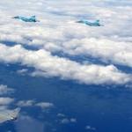 Мы перехватываем над балтикой летающий металолом — НАТО (фото)
