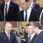 Медведев проспал всю промышленную выставку в Уфе (удивительные фото)