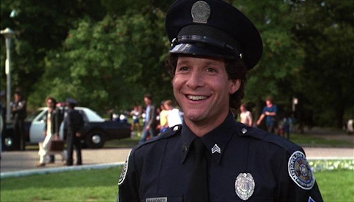Полицейская академия 8