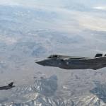 Новейший F-35 проиграл ближний воздушный бой F-16