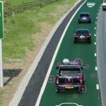 Британцы строят дороги, заряжающие электромобили