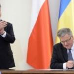 Коморовский ратифицировал соглашение о малом приграничном движении с Украиной