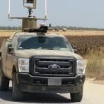 Границу с Газой начал охранять «беспилотный автомобиль» ЦАХАЛа