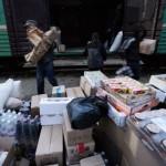 В России началось уничтожение продуктов, перевозимых пассажирами в чемоданах