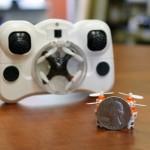 В США представили дрон размером с монету