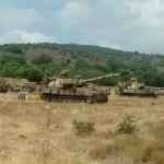 Армия Израиля наносит ответные удары по целям в Сирии
