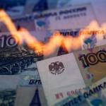 В Кремле признали невозможность поддержки рубля — деньги кончились