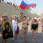 Российские власти знают, что пришли в Крым ненадолго