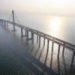 Китай планирует построить мост через Каспий из Казахстана в Азербайджан