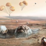 Марсианские колонии из 3D-принтера