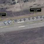 Украинская разведка опубликовала данные о количестве техники РФ на авиабазе в Сирии