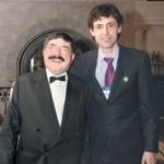 Саакашвили выдвигает своего кандидата в мэры Одессы