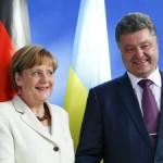 Меркель решила послать Путина в Нью-Йорке подальше и встретиться с Порошенко