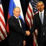 Путин после встречи с Обамой покинул США похоже навсегда