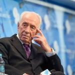 Речь Шимона Переса поразила в Киеве участников форума YES