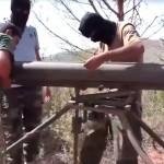 Сирийские повстанцы атаковали ракетами российских военных в Латакии (видео)