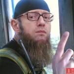 Арсений Яценюк в Чечне
