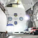 Военное командование США возвращается в крупнейший в мире подземный бункер (фоторепортаж)