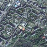 Украина: Самый длинный жилой дом в мире