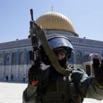В Иерусалиме усилили охрану и безопасность