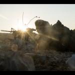 В Израиле проходят учения десантников и танкистов