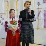 Крымская марка «Инкерман» поддержала выставку вышиванок в Киеве
