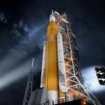 США начали производство крупнейшей в истории космической ракеты