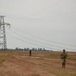 Украина начала блокировать передачу электроэнергии в Крым