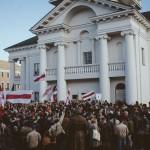 В Беларуси прошла демонстрация против российской военной базы — «Русские, идите домой»