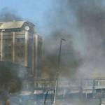 Повстанцы нанесли артиллерийский удар по российскому посольству в Сирии