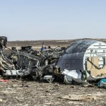 Американский спутник зафиксировал взрыв на разбившемся в Египте А321