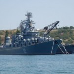 Турецкие подлодки окружили крейсер «Москва»