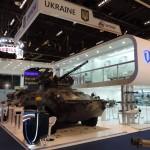 Первое место в мире по соотношению военного экспорта к военным расходам занимает Украина