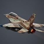 ВВС Израиля обстреляли военные оъекты возле Дамаска в Сирии