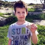 Восьмилетний Индиана Джонс нашел в Бейт-Шемеше голову статуэтки периода Первого Храма