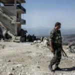 Россия провела крупную наземную операцию в Сирии