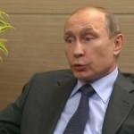 Путин назвал Турцию пособником террористов