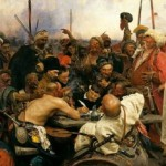 Картину «Запорожцы пишут письмо турецкому султану» убрали из Третьяковской галереи