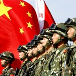 Китай разрешил своим войскам участвовать в операциях за рубежом