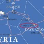 Западная коалиция впервые атаковала войска Асада в Сирии