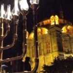 Впервые за всю историю Турции в Стамбуле праздновали еврейскую Хануку