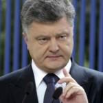 Порошенко — Украина создаст новые военные округа на границе с Россией