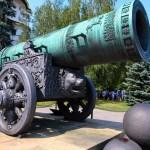 Царь-пушка в Кремле оказалась подделкой?