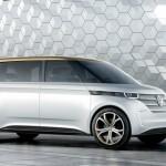 Volkswagen показал своего конкурента новой Tesla