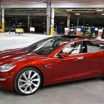 Tesla показал свою первую «дешевую модель» электромобиля (фото)