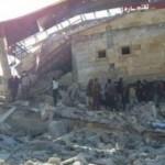 Россия обстреляла ракетами Калибр больницу с детьми в Сирии