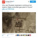 Россия продолжает торговать с ИГИЛ и поставляет им инженеров – Chatham House